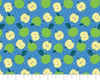 Apples, Feeling' Fruity, 30200206, col 01, Camelot Fabrics, 100% Cotton, (Reg 3.76-21.91)
