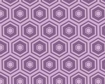 Wildberry, honeycomb, 2142, col 32, Mixology, Camelot Fabrics, cotton, cotton quilt, cotton designer