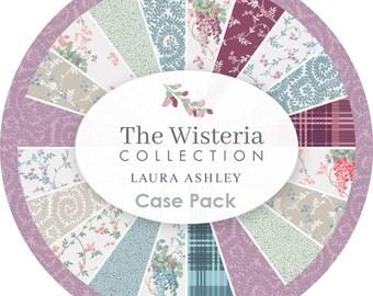 Bundle, 10 prints, Wisteria, leaf, flower, Camelot Fabrics