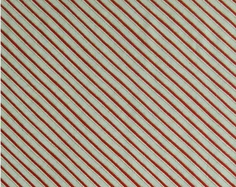 Diagonal, Red, Gold, White, Stripe, Andover, 9098, cotton, cotton quilt, cotton designer