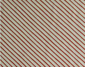 Diagonal, Red, Gold, White, Stripe, Andover, 9098, cotton, cotton quilt, cotton designer