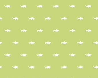 Shark, Lime, Riptide, 10306, Riley Blake, cotton quilt, cotton designer, (Reg 3.76-21.91)
