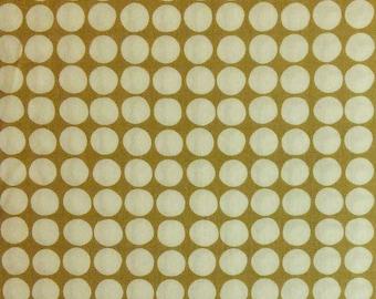 Flourish, 3240206, col 01, Ciana Bodini, Camelot Fabrics, dots, taupe, white, 100% Cotton