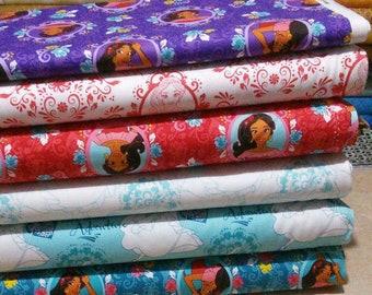 Bundle, 6 designs, Elena, Camelot Fabrics, 1 of each design