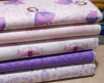 Bundle, 5 prints, Sofia of Camelot Fabrics, Quilt cotton