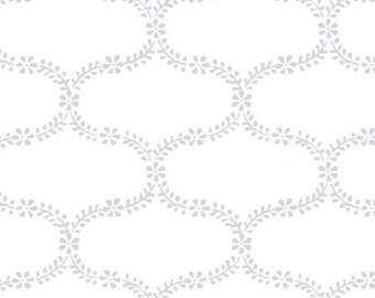 FLORAL TRELLIS, 71180203, col 02, Laura Ashley, The Violetta, Camelot Fabrics, cotton, cotton quilt, cotton designer