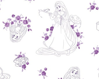 Disney Forever, Princess, 85100520, col 01, Camelot Fabrics, cotton, cotton quilt, cotton designer