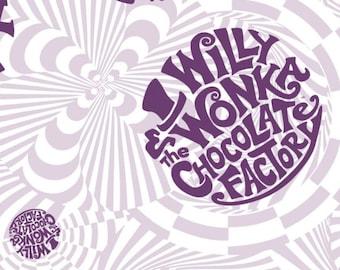 Willy Wonka, 23230113, col 02, Camelot Fabrics, cotton, cotton quilt, cotton designer