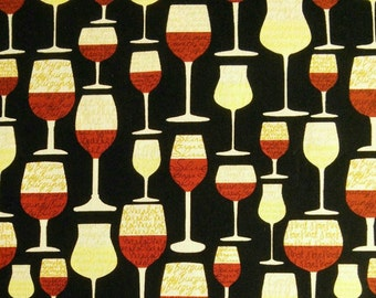 Cup of wine, 5596, Timeless Treasures, cotton, cotton quilt, cotton designer