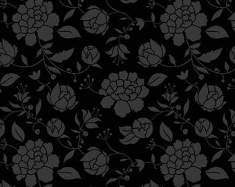 Opalescent, flower, 2143501, col 02, Camelot Fabrics, multiple quantity cut in one piece, 100% Cotton, (Reg 2.99-17.99)