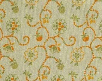 Scroll, peach, 66180202, col 03, Autumn Impressions, Camelot Fabrics, cotton, cotton quilt, cotton designer