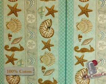 Seaside Dreams, Shario Fults, Studio e, 3429, multiple quantity cut in one piece, 100% Cotton