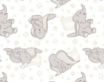 Disney, Dumbo, 85160102, col 2, Camelot Fabrics, , 100% Cotton, quilt cotton