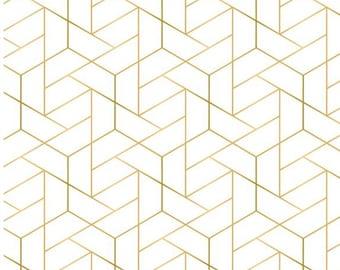 White, gold, 2145004, col 04, Mixology Luxe, Camelot Fabrics, cotton, cotton quilt, cotton designer