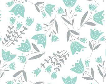 Tulip, Flutter & Buzz, 6141802-01, Camelot Fabrics, multiple quantity cut in one piece, 100% Cotton