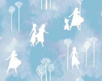 Mythic Silhouettes, Frozen, 85191006, col 01, Camelot Fabrics, cotton, cotton quilt, cotton designer