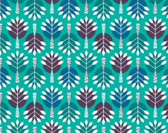 Trees, Birds of Paradise, 28170104, col 01, Camelot Fabrics, 100% Cotton, quilt cotton