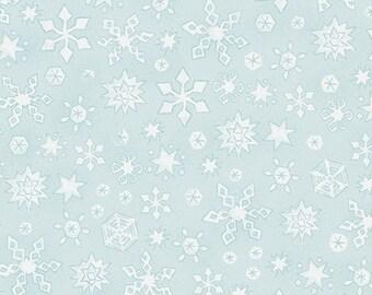 Whisper, Snowflake, Benartex, 06650, col 50, cotton, cotton quilt, cotton designer