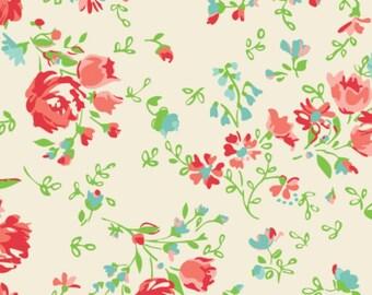 Lancashire in Ivory, The Elm Park Collection, Laura Ashley, 71170101, col 01, Camelot Fabrics, cotton, cotton quilt, cotton designer