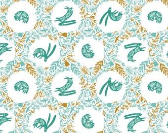 SALE, Burrow, 21170602, col 02, Skogen, Camelot Fabrics, 100% Cotton, (Reg 3.76-21.91)