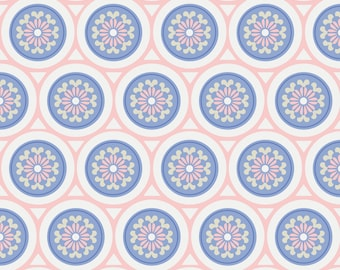 Rose Quartz & Serenity, 4142104, col 01, Camelot Fabrics, multiple quantity cut in one piece, 100% Cotton