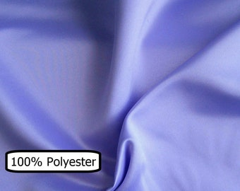 """COUPON, LILAC, 46""""x60"""", 100% polyester, very tight weave, 60 """"wide, (150cm), washable,, (Reg 20.00)"""