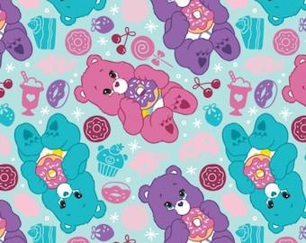 Care Bears, 44010303, col 02, Camelot Fabrics, cotton, cotton quilt, cotton designer