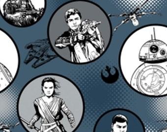Star Wars, The force Awakens, 7370105, col 01, Camelot Fabrics, cotton, cotton quilt, cotton designer
