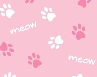 Paws, 34180106, col 01, Cat Rules, Camelot Fabrics, Camelot Fabrics, cotton, cotton quilt, cotton designer