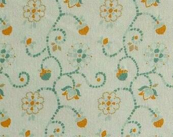 Scroll, white, 66180202, col 01, Autumn Impressions, Camelot Fabrics, cotton, cotton quilt, cotton designer