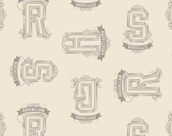 Harry Potter, HP Houses Tonal, 23800134, col 01, Camelot Fabrics, cotton, cotton quilt, cotton designer