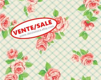 50%, Oxfordshire, Ivory, The Elm Park Collection, Laura Ashley, Camelot Fabrics, cotton quilt, (Reg 3.76-21.91)