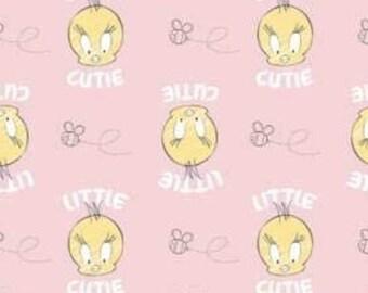 Tweety, Looney Tunes, 23600124, COL 02, Camelot Fabrics