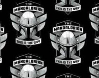 Mandalorian, Star Wars, multi, 73800260, col 02, Camelot Fabrics, cotton, cotton quilt, cotton designer