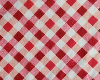 Red, Apple Blossom Festival, Benartex, 08324, cotton, cotton quilt, cotton designer