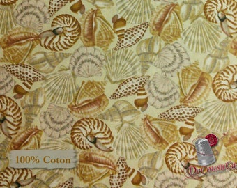 Seaside Dreams, Shario Fults, Studio e, 3430, multiple quantity cut in one piece, 100% Cotton, (Reg 2.99-17.99)