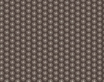 Snow Fall, brown, 4240406, Camelot Fabrics, multiple quantity cut in one piece, 100% Cotton