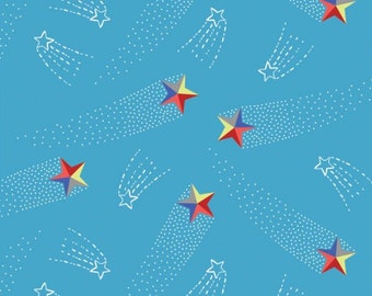 Shooting Star, Out of this world, 91180205, col 01, Camelot Fabrics, cotton, cotton quilt, cotton designer