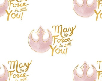 Star Wars, Watercolor, Mary Force be with you, 73010508, col 01, Camelot Fabrics, cotton, cotton quilt, cotton designer