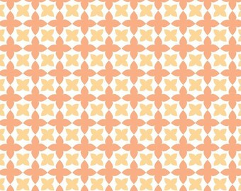 Harlequin, jaune, orange, Do what you love, 2241506, col 02, Camelot Fabrics, cotton, cotton quilt, cotton designer