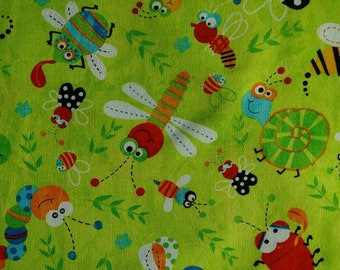 A Bug's Life, 4849, Timeless Treasures, cotton, cotton quilt, cotton designer