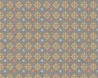 Flower, taup, 66190104, col 02, Free Spirit, Camelot Fabrics, 100% Cotton