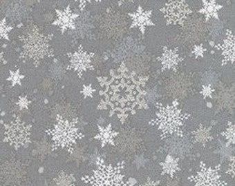 Snowflake, 19931, col 277, Robert Kaufman, 100% Cotton
