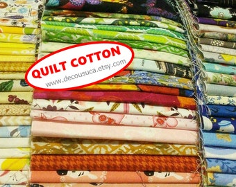 2-6 yards, Choice of Cotton quilt and/or Craft cotton. Different textures, size, pattern, photo as an example, (Reg 38.98-116.94)