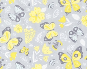 On the wing, Flutter & Buzz, 6141801-02, Camelot Fabrics, multiple quantity cut in one piece, 100% Cotton