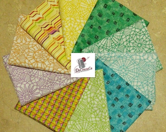 "50%, Studio 8 Fabrics, 10 FE, or 10 FQ, 1 Fat Eight = 9""X22"", 1 Fat Quarter = 18''X22 '', cotton designer, quilt cotton"