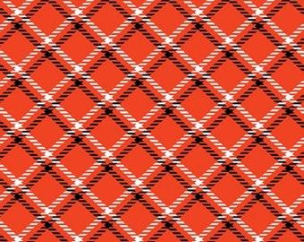 Plaid, red, Dotty for Scottie, Kanvas, 7891, Benartex, cotton, cotton quilt, cotton designer
