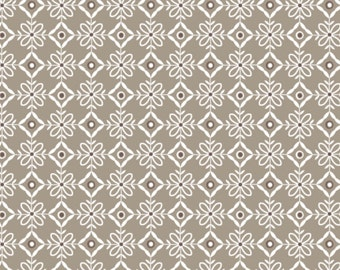 Lattice, Light taupe, 2144703-03, Camelot Fabrics, multiple quantity cut in one piece, 100% Cotton