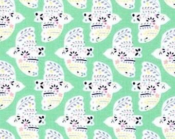 Bird, Arcadia,1048, Dear Stella, cotton, cotton quilt, cotton designer
