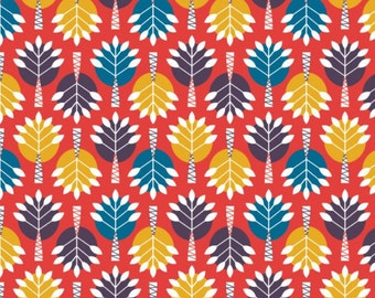 Trees, Birds of Paradise, 28170104, col 02, Camelot Fabrics, 100% Cotton, quilt cotton